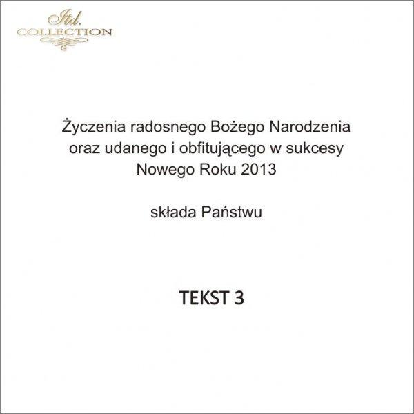 tekst - 3