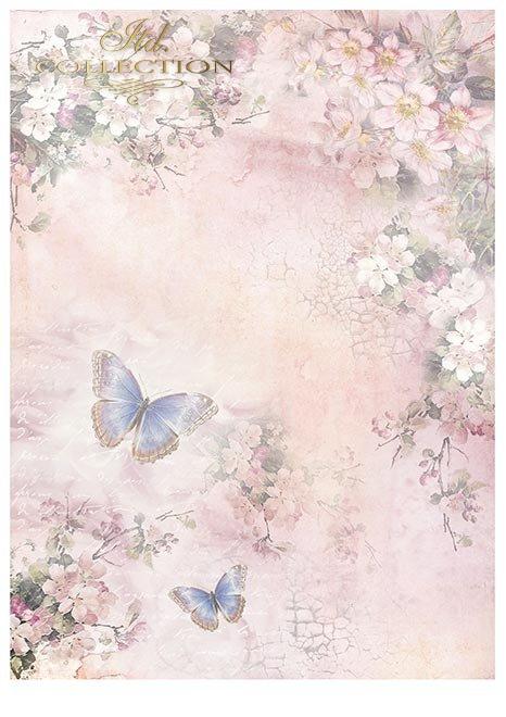 Zestawy-papierow-do-scrapbookingu-zestaw-Lato-w-rozach-SCRAP-045-07-ptaszki-motylki-kwiatki-kwiatuszki-mediowe-struktury-tla-struktury-farb-desek-spekaliny-crak