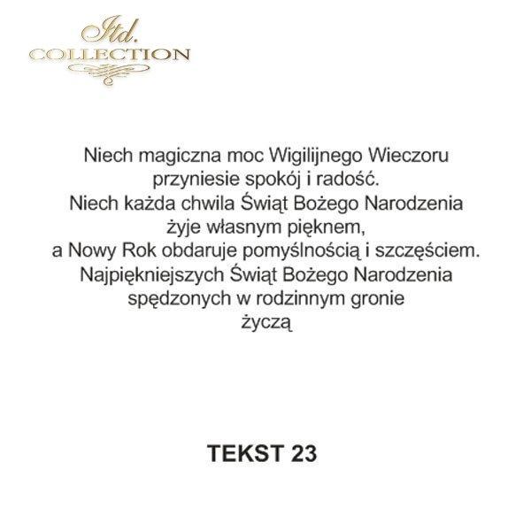 tekst - 23