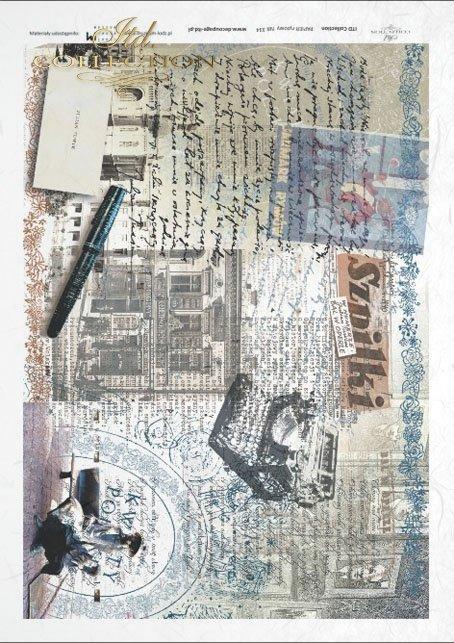 R352, Lodz, Tuwim, Tuwim bench, typewriter