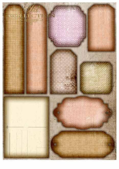 Papiery do scrapbookingu w zestawach - wokół farmy * Scrapbooking-Papiere in Sets - rund um den Hof