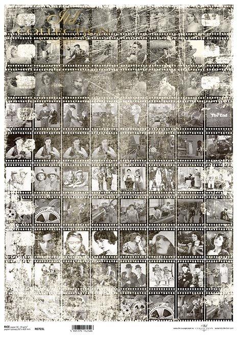 Magia kina, klatki filmowe, klatki na kliszy, aktorzy*The magic of cinema, frames on film, actors*Die Magie des Kinos, Bilder auf Film, Schauspieler*La magia del cine, los fotogramas en la película, los actores