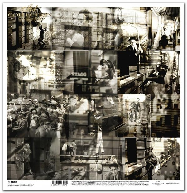 Magia kina - kolaż, sceny, słynne sceny Harolda Lloyda, kadry filmowe*The magic of cinema - collage, scenes, famous Harold Lloyd scenes, film stills*Die Magie des Kinos - Collage, Szenen, berühmte Harold Lloyd Szenen, Filmstills*La magia del cine - collag