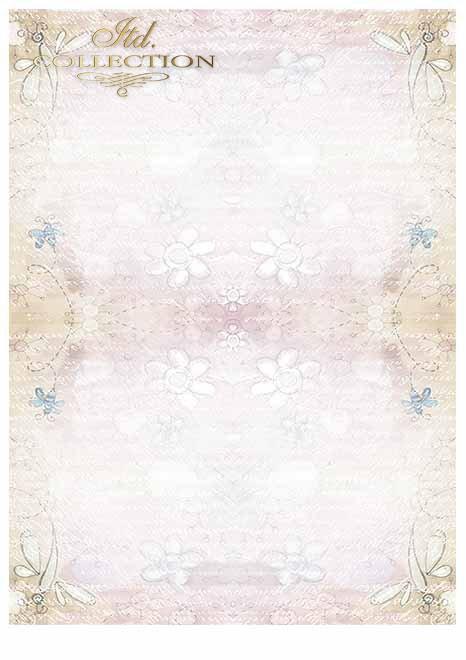 .Papier do scrapbookingu SCRAP-032 ''Angels & Girls''