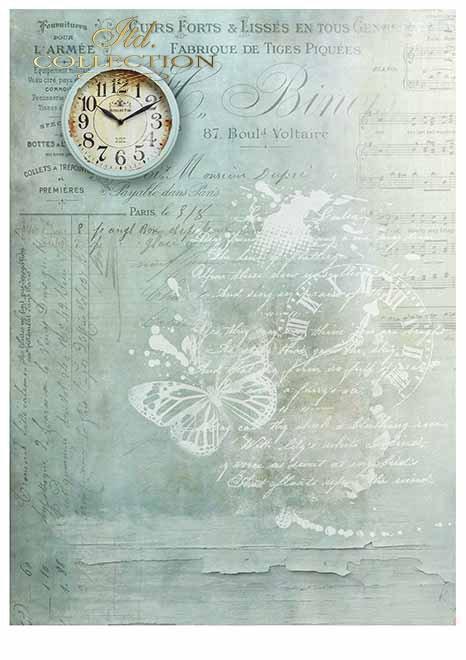 Papiery do scrapbookingu w zestawach - Wieczorową porą * Бумаги для скрапбукинга в наборах - Вечернее время