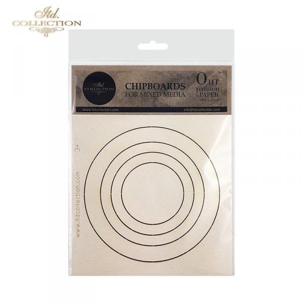 Koło, okrąg, okrągła oprawa, ramka
