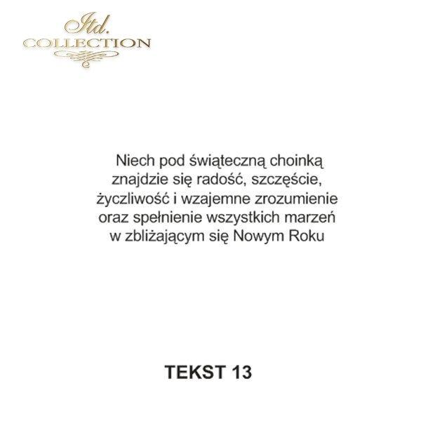 tekst - 13