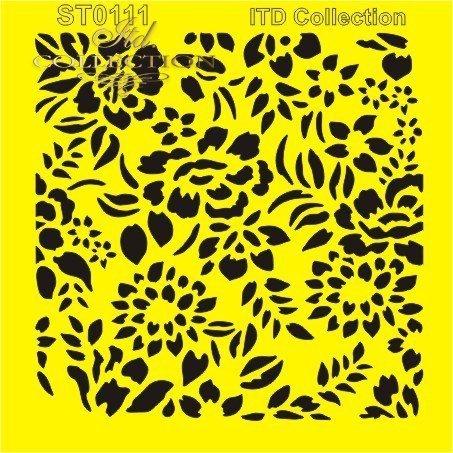 szablon-stencil-for-decoupage-plantillas-Schablone-Scrapbooking-mix-media-ST0111