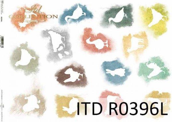 Papier ryżowy ITD R0396L