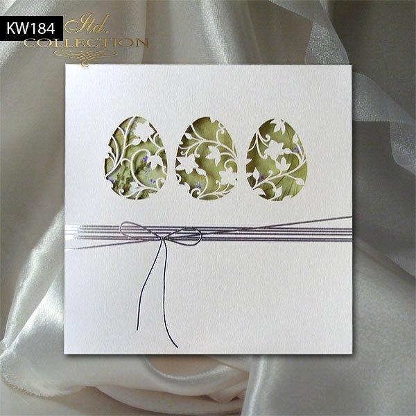 Kartka wielkanocna KW178