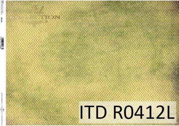 Papier ryżowy ITD R0412L