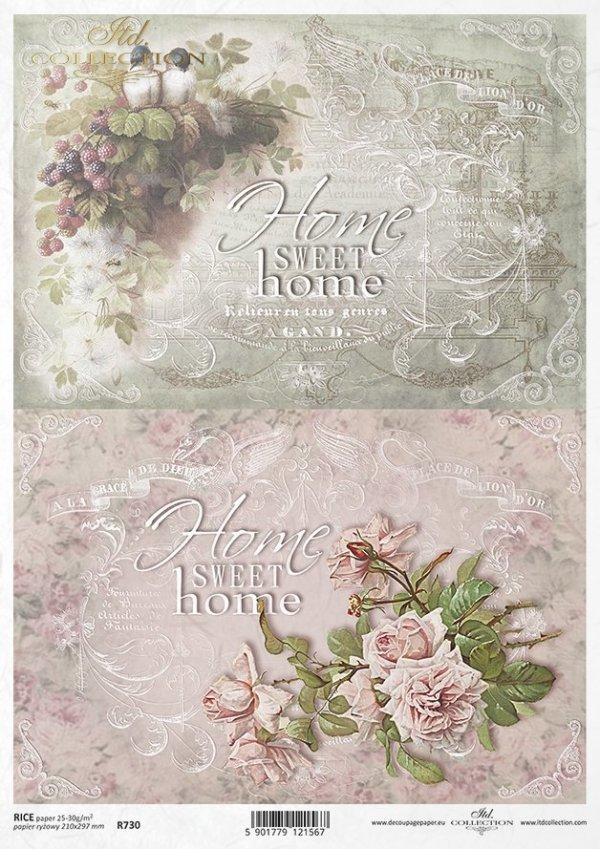 vintage, background, flowers, rose, home seet home, R730