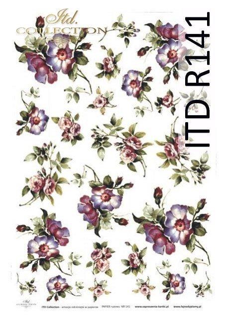 Papier ryżowy ITD R0141