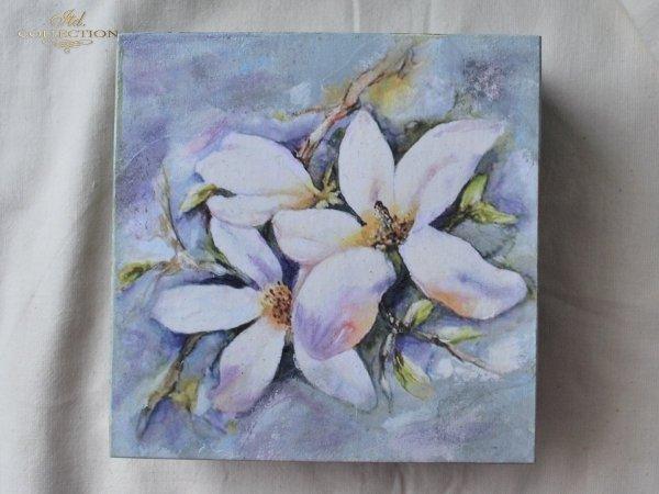 """Szkatułka """"Magnolia"""""""