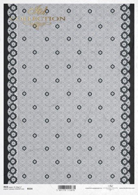 lace, hand-made, handmade, R554