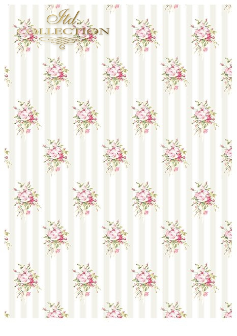 SCRAP-041 'pink dreams' scrapbooking papers set * zestaw papierów do scrapbooking 5
