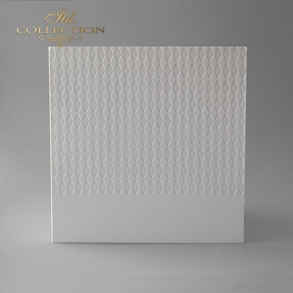 Basis für die Karten - grau*Base para las tarjetas - gris