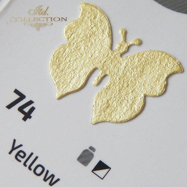 farby akrylowe do decoupage, scrapbookingu*Acrylfarben für Decoupage, Scrapbooking