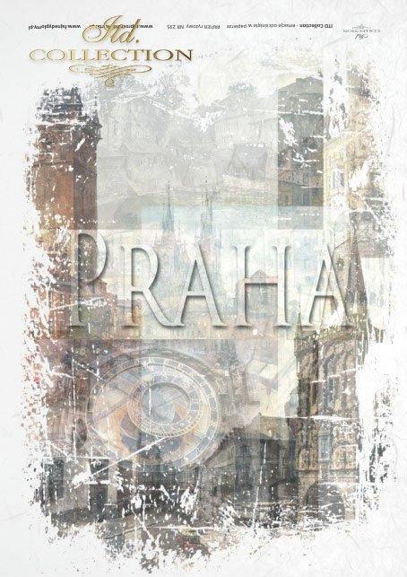 miasta, Praha, Praga, Prague, R235