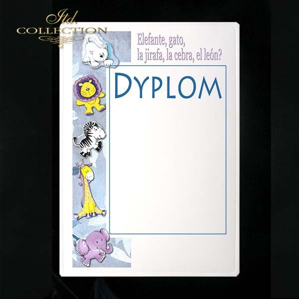 dyplom DS0136
