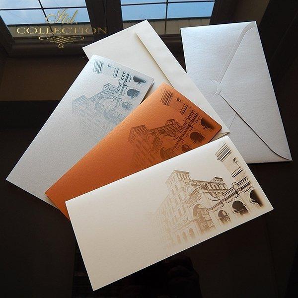 Zaproszenie biznesowe ZB1036 z kopertą