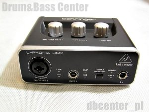 Behringer UM2 - Interfejs Audio USB