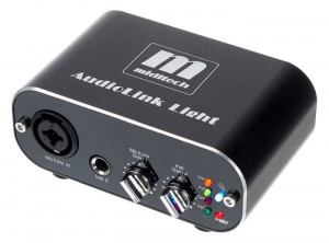 MIDITECH Interface Audio AudioLink Light - interfejs audio