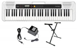 Casio CT-S200 WE - Keyboard + STATYW