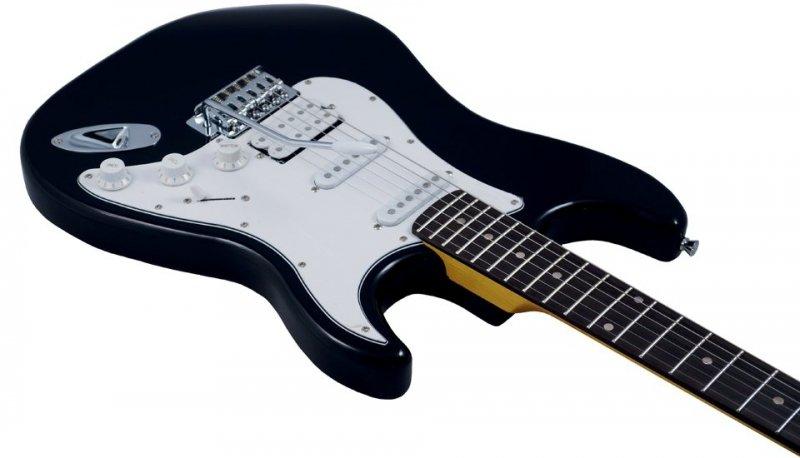 Washburn WS 300 H BK - gitara elektryczna