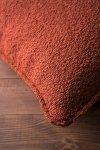 Copenhaga pomarańczowa poduszka dekoracyjna 45x45