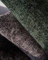 Coco zielona poduszka dekoracyjna 60x40