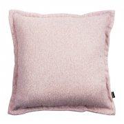 Tweed poduszka dekoracyjna Różowa 45x45