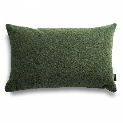 Cozy zielona poduszka dekoracyjna 60x40