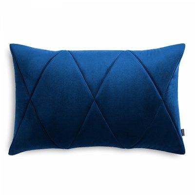 Touch poduszka dekoracyjna granatowa 60x40 MOODI