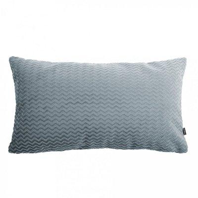 Chevron miętowa poduszka dekoracyjna 50x30