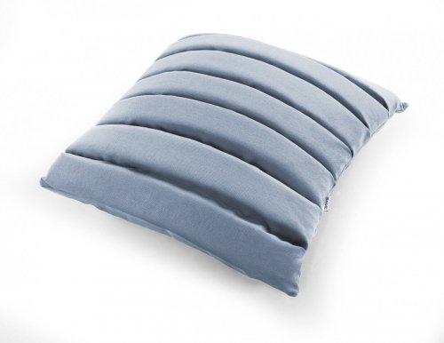 Level poduszka dekoracyjna MOODI 40x40 cm. niebieska
