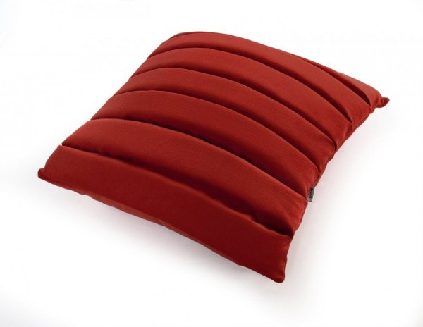 Level poduszka dekoracyjna MOODI 40x40 cm. czerwona