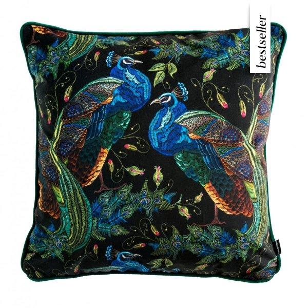 Poduszka dekoracyjna Peacock 45x45