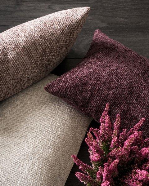 Coco fioletowa poduszka dekoracyjna 60x40
