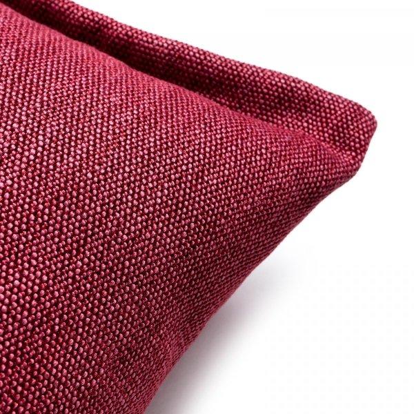 Fitto poduszka dekoracyjna 50x30 cm. czerwona