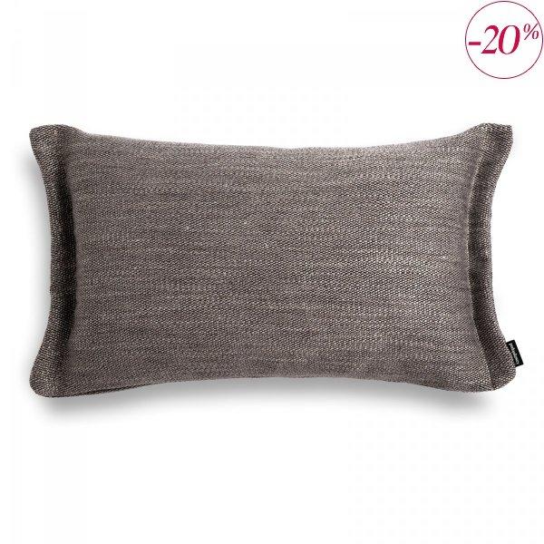 Fitto poduszka dekoracyjna 50x30 cm. brązowa