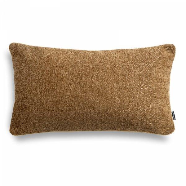 Alaska beżowa błyszcząca poduszka dekoracyjna 50x30