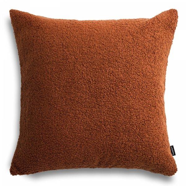 Cozy ruda poduszka dekoracyjna 50x50