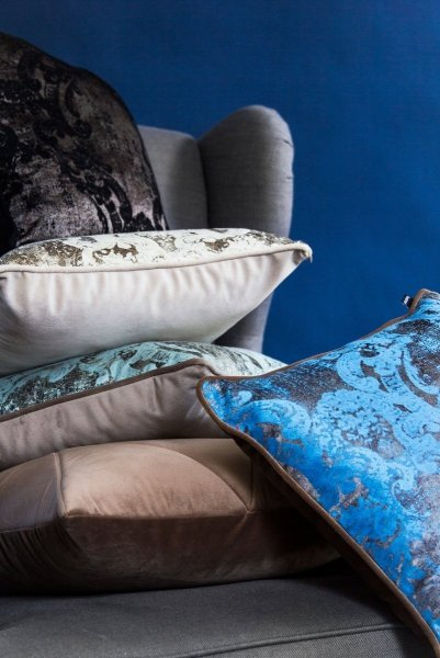 Poduszki dekoracyjne Gold