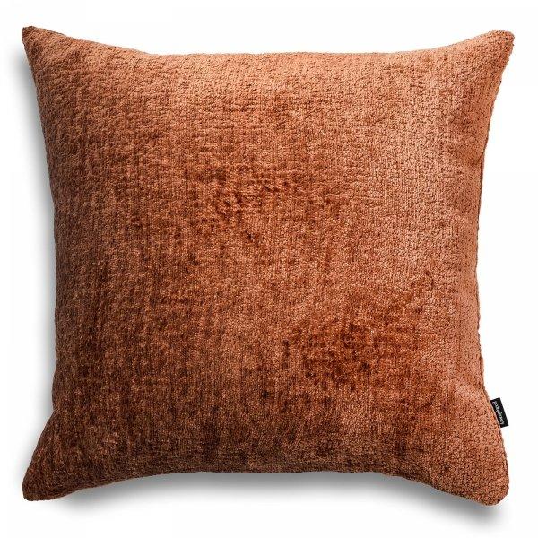 Bergen duża ruda poduszka dekoracyjna 50x50