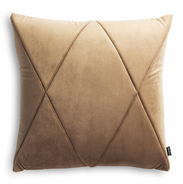 Touch poduszka dekoracyjna beżowa 45x45