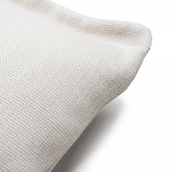 Fitto poduszka dekoracyjna 50x30 cm. kremowa