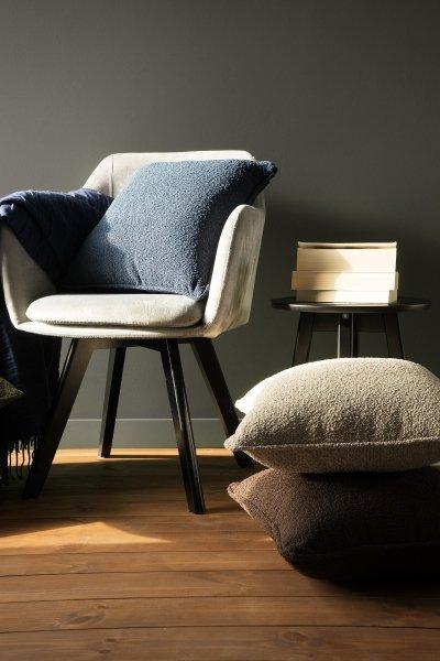 Copenhaga beżowa poduszka dekoracyjna 45x45