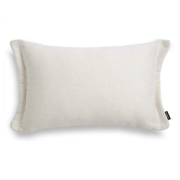 Fitto poduszka dekoracyjna kremowa 50x30
