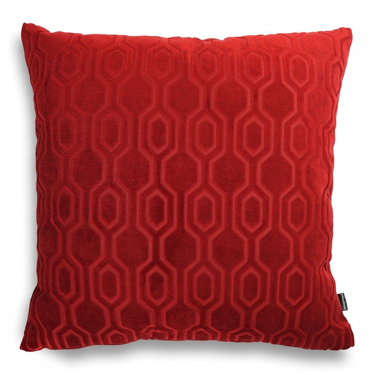 Honey XS czerwona poduszka dekoracyjna 40x40